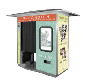 Photo Booths Birmingham Vending Company