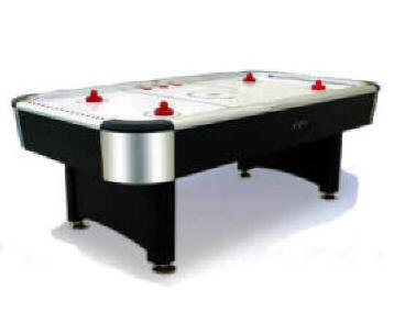 table hockey with goldflex technology