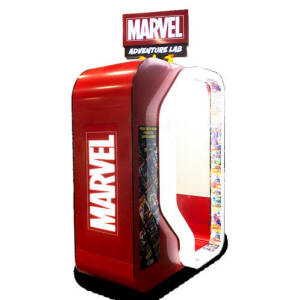 Marvel Adventure Lab