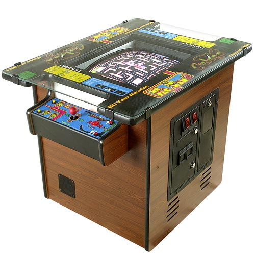ms pacman galaga machine for sale