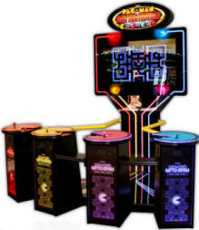 Namco PacMan Battle Royale Deluxe