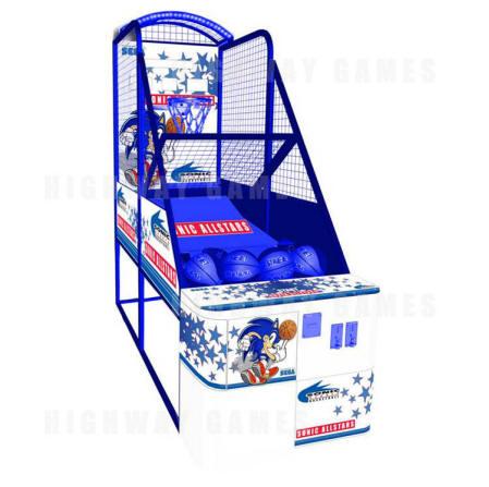 Sega Sonic Basketball